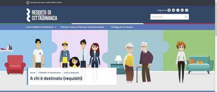 Reddito di cittadinanza 2019: requisiti e domanda - Devid ...